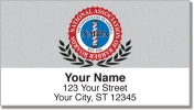 Click on Barber Shop Address Labels For More Details