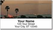 Click on African Sunset Address Labels For More Details