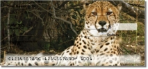 Click on African Wildlife Personal Checks For More Details
