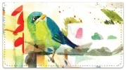 Click on Mixed Media Birds Checkbook Cover For More Details