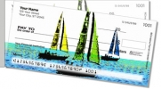 Click on Sailboats Side Tear Personal Checks For More Details