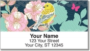 Click on Birds and Blooms Address Labels For More Details