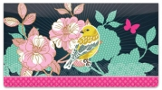 Click on Birds and Blooms Checkbook Cover For More Details