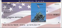 Click on Stars & Stripes Patriotic - 1 Box Personal Checks For More Details