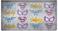 Click on Girls of DC Comics Checkbook Cover For More Details