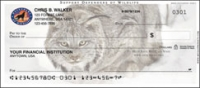 Click on Defenders of Wildlife - 1 box Personal Checks For More Details