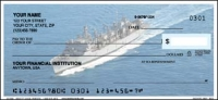 Click on Anchors Aweigh - USS Seattle AOE - 1 box Personal Checks For More Details