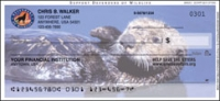Click on Defenders Otters - 1 box Personal Checks For More Details