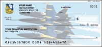 Click on Blue Angels - 1 box Personal Checks For More Details