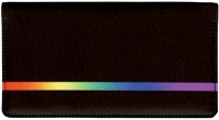 Click on Rainbow Fabric Checkbook Cover For More Details