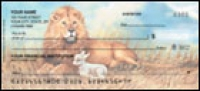 Click on Lion & the Lamb - 1 box Personal Checks For More Details