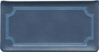 Click on Securiguard Blue Leather Checkbook Cover For More Details