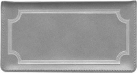Click on Securiguard Platinum Leather Checkbook Cover For More Details
