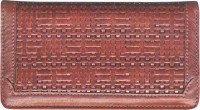 Click on Securiguard Parchment Leather Checkbook Cover For More Details