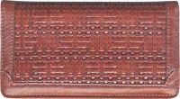 Click on Florence Leather Checkbook Cover For More Details