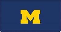 Click on Michigan Leather Checkbook Cover For More Details