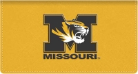 Click on Missouri Leather Checkbook Cover For More Details