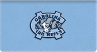 Click on North Carolina TM Leather Checkbook Cover For More Details