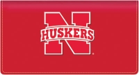 Click on Nebraska Fabric Checkbook Cover For More Details