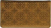 Click on Tuscan Spice Leather Checkbook Cover For More Details