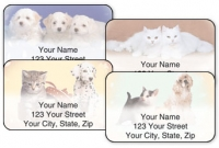 Click on Pet Pals Address Labels For More Details