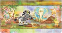 Click on Safari Friends Fabric Checkbook Cover For More Details