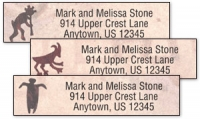 Click on Petroglyphs Address Labels For More Details