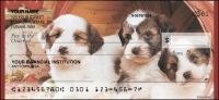 Click on Puppy Pals - 1 box Personal Checks For More Details
