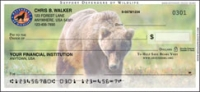 Click on Defenders Grizzly Bears - 1 box Personal Checks For More Details
