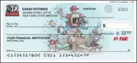 Click on Alabama #1 Fan - 1 box Personal Checks For More Details