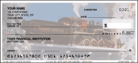 Click on Steam Trains - 1 box Personal Checks For More Details