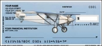 Click on Oshkosh - Spirit of St. Louis - 1 box Personal Checks For More Details