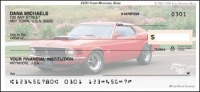 Click on 1970 Ford Mustang BOSS - 1 box Personal Checks For More Details