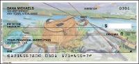 Click on Fishing - 1 box Personal Checks For More Details