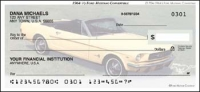 Click on 1964 1/2 Ford Mustang Convertible - 1 box Personal Checks For More Details