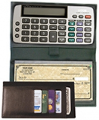 Click on Bi-fold Checkbook Calculator For More Details