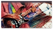 Click on Guitar Art 2 Checkbook Cover For More Details