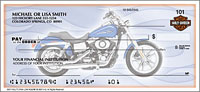 Click on Harley-Davidson - 1 Box - Singles Personal Checks For More Details