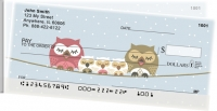 Click on Owls Side Tear Personal Checks For More Details