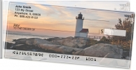 Coupon for Lighthouses Scenic Views Side Tear Personal Checks from Carousel Checks