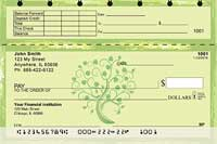 Click on Four Season Trees Top Stub Personal Checks For More Details