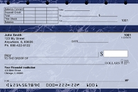 Click on Blue Marble Top Stub Personal Checks For More Details