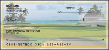 Click on Golf Escapes Scenic - 1 Box Personal Checks For More Details
