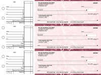 Click on Burgundy Marble Standard Business Checks For More Details