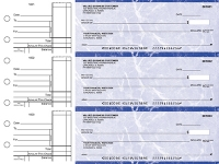 Click on Blue Marble Standard Business Checks For More Details