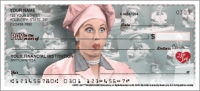 Click on Vintage Lucy  Personal Checks For More Details