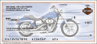 Click on Harley-Davidson - 1 Box - Duplicates Personal Checks For More Details