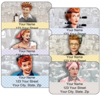 Click on Vintage Lucy Address Labels For More Details