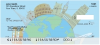 Click on European Travel Personal Checks For More Details