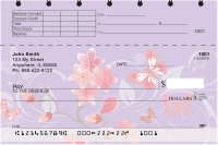 Click on Cherry Blossoms Top Stub Personal Checks For More Details